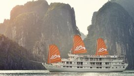PARADISE LUXURY CRUISE HALONG BAY 5*