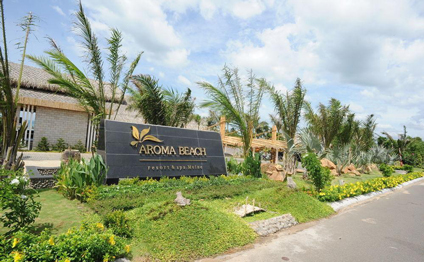 AROMA BEACH RESORT & SPA 4*