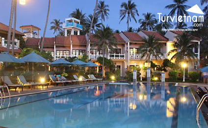 DYNASTY BEACH MUI NE RESORT 3*