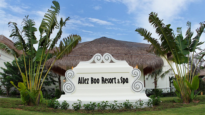 ALLEZBOO BEACH RESORT & SPA 4*