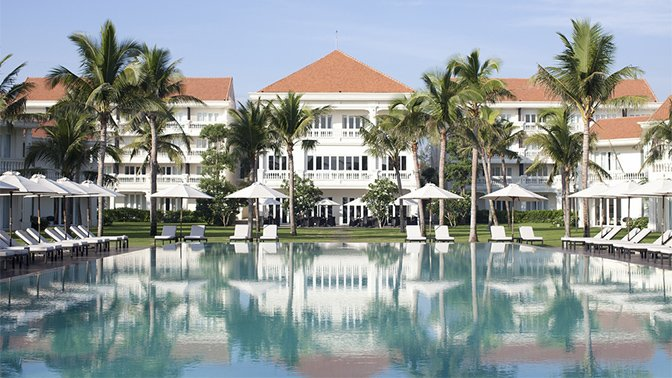 BOUTIQUE HOI AN BEACH RESORT 4*
