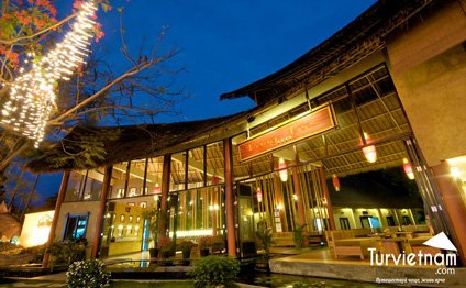 BAMBOO VILLAGE BEACH RESORT & SPA 4*