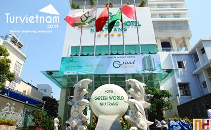 GREEN WORLD HOTEL 4 *