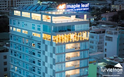 MAPLE LEAF HOTEL & APARTMENT 3*