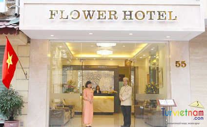 THE FLOWER HOTEL 3*
